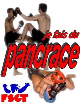 Visuel pancrace france 2000